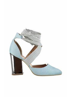 Туфли голубые | 4325651