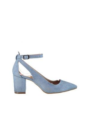 Туфли голубые | 4325749