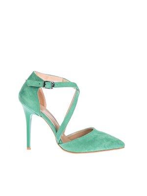 Туфли мятного цвета | 4325777
