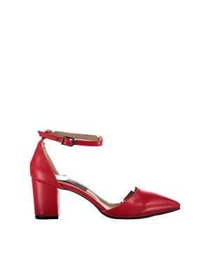 Туфлі червоні | 4325808