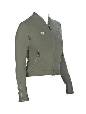 Куртка кольору хакі | 4250036