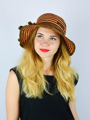 Шляпа оранжевая | 4326407