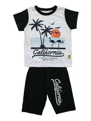 Комплект: футболка і шорти | 4327002