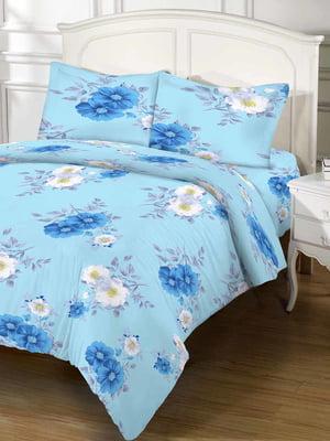 Комплект постельного белья двуспальный   4327065