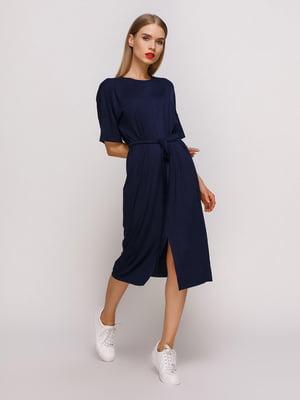 Платье темно-синее | 4314914