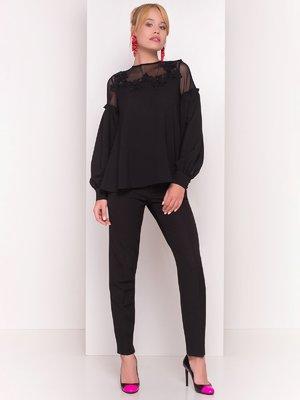 Блуза черная   4326560