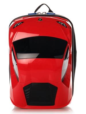Рюкзак Lamborghini Huracan червоний | 4325845