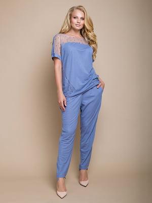 Костюм: блуза і штани | 4327740