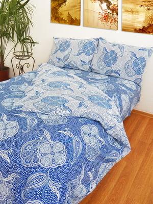 Комплект постельного белья полуторный | 4296828