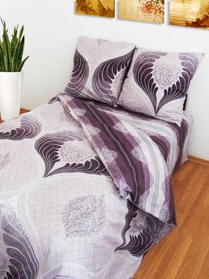 Комплект постельного белья двуспальный (евро) | 4296952