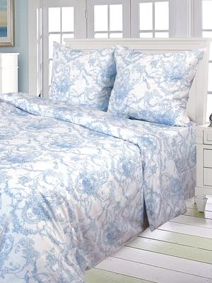 Комплект постельного белья двуспальный | 4328336
