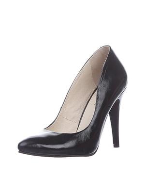 Туфлі чорні | 4333347