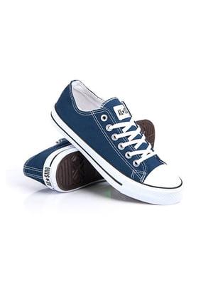 Кеды синие | 4333366