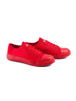 Кеды красные | 4333387