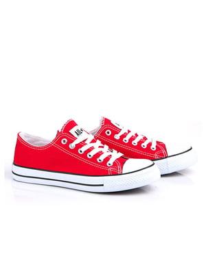 Кеды красные | 4333389