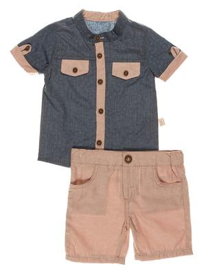 Комплект: сорочка та шорти | 4220710