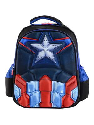 Рюкзак синій | 4334345