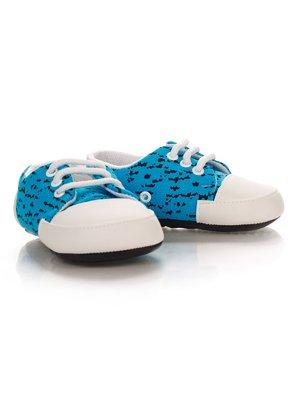 Пінетки-кеди блакитні | 3989444