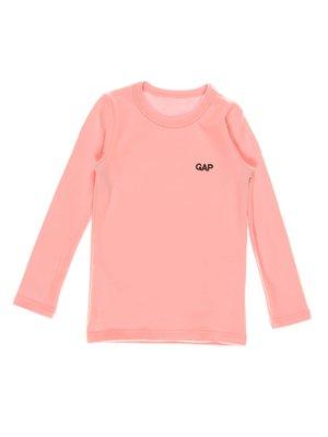 Лонгслів рожевий | 4328523