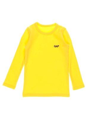 Лонгслів жовтий | 4328522
