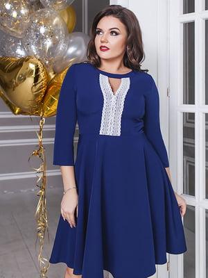Сукня синя | 3838396