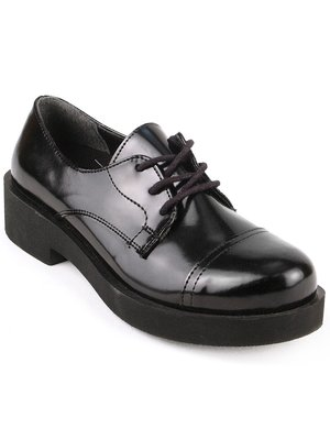 Туфли черные | 4303357