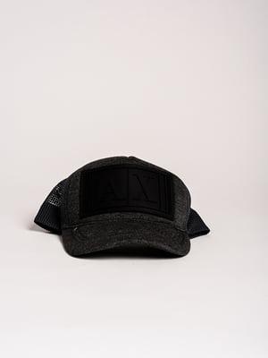 Бейсболка темно-сіра   4298593