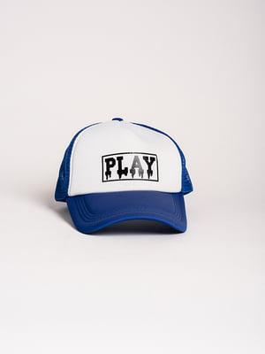 Бейсболка двоколірна   4298608