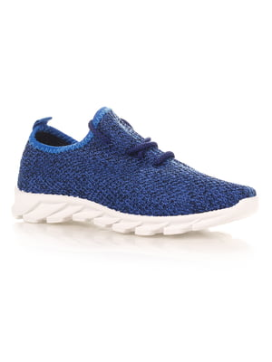 Кроссовки синие | 4341127