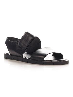Сандалии черные | 4340190