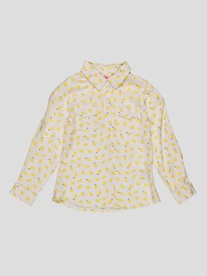 Сорочка в принт | 4302288