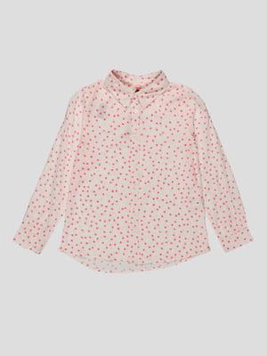 Рубашка в горох | 4302304