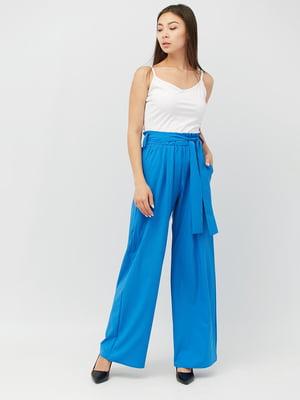 Штани блакитні | 4345711