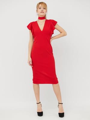 Сукня червона | 4345724