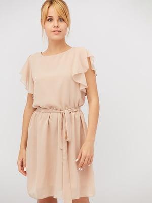 Сукня бежева | 4345853