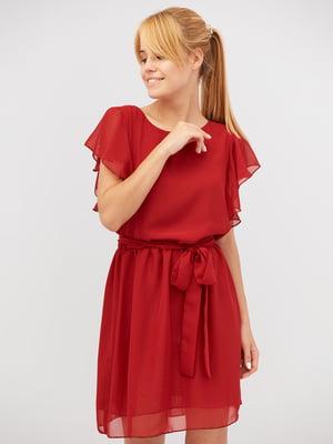 Сукня червона | 4345855