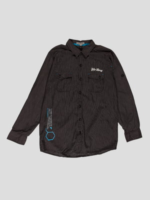 Рубашка в полоску | 4314161