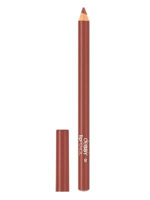 Олівець для губ водостійкий Long Lasting - №8 (1,2 г) | 4346899