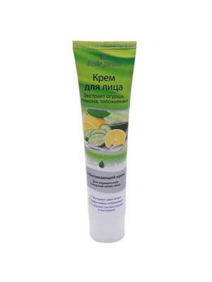 Крем с экстрактом огурца, лимона, толокнянки (туба) (125 мл)   4346769