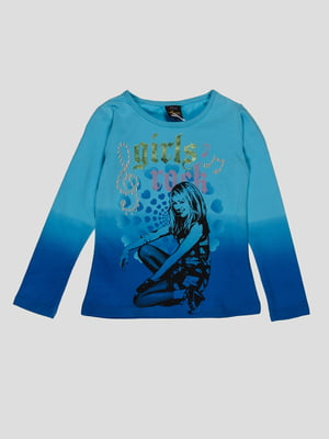 Джемпер блакитний   4310620