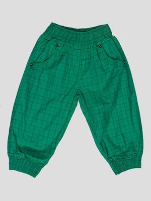 Бриджи зеленые | 4284436