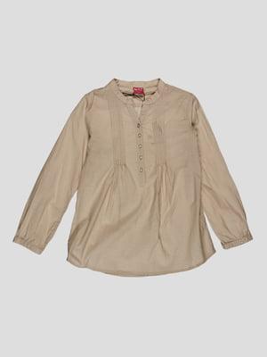 Блуза бежева   4314077