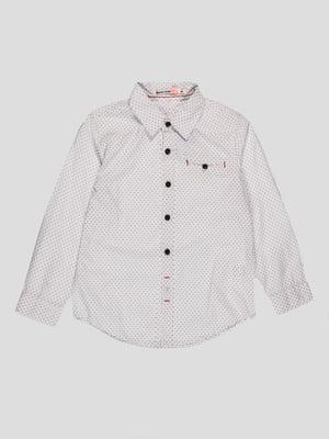 Рубашка белая | 4307124