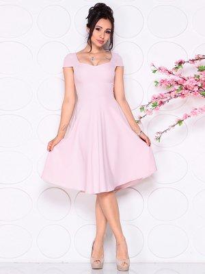 Платье бежевое | 4347176