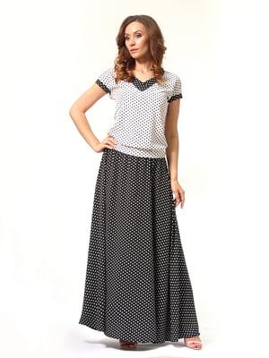 Костюм: блуза і спідниця | 4347631