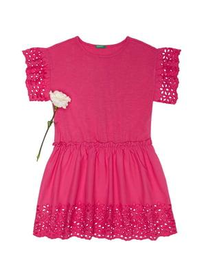 Сукня малинового кольору | 4229703