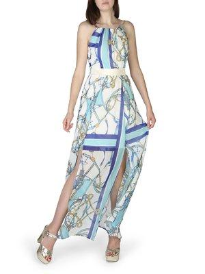 Платье голубое | 4350592