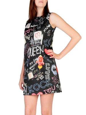 Сукня чорна | 4350662