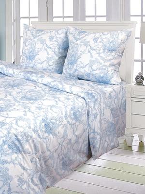 Комплект постельного белья двуспальный (евро) | 4350466