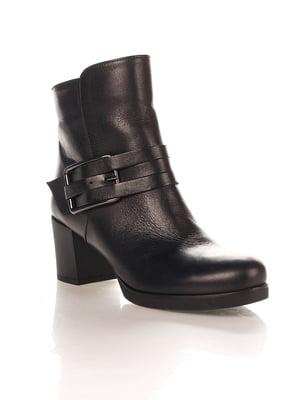 Ботинки черные | 3893401